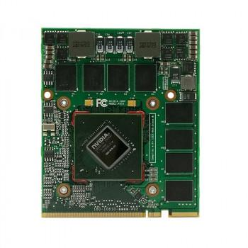 608293-001 | HP Nvidia Quadro FX880M PCI-Express 2.0 1GB Mezzanine Video Graphics Card