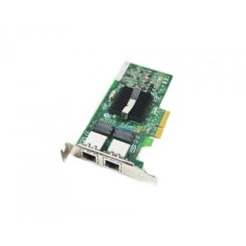 60FVR | Dell PRO/1000 PT Dual Port PCI Express Low Profile Server Network Adapter