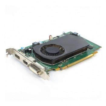 614507-001 | HP ATI Radeon HD5570 (Jaguar) PCI-Express X16 1GB HDMI DVI DisplayPort Video Graphics Card