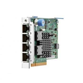 665238-001 | HP 1GB 4-Port PCi-Expressxpress 2.1 x4 366FLR FIO Gigabit Ethernet Network Adapter