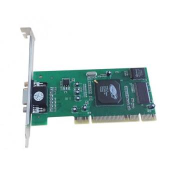 6T974 | Dell ATI Radeon 7500 32MB VGA TV-Out AGP Video Graphics Card