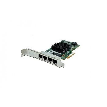 87TXY | Dell Broadcom NetXtreme II 5709 Gigabit Quad-Port Ethernet PCI Express -4 Convergence Network Interface Card