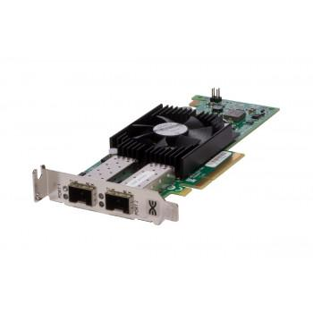 6FC2Y | Dell Emulex OCe14102-U1-D Dual Port Fiber 10GB SFP+ PCI-e x8 Fibre Ethernet Adapter
