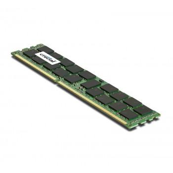 CT8G3ERSLD4160B.36FK | Crucial Technology 8GB PC3-12800 ECC Registered DDR3-1600MHz CL11 240-Pin DIMM 1.35V Low Voltage Dual Rank Memory Module