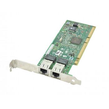 M4166 | Dell Dual Port PCI-Express Gigabit Board Network Card with Standard Bracket