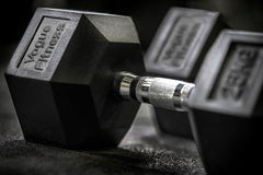 "Vogue Fitness Dumbbells </br> <p style=""font-size:15px""> (New Orders Delivering October) </p>"
