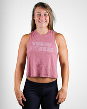 Vogue Fitness 1.0 Crop Tank