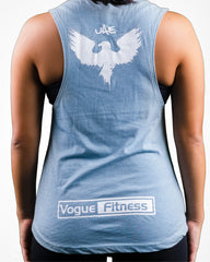 Capital Vogue Fitness Muscle Tank
