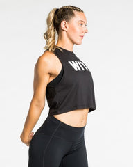 WIT Logo Crop Tank