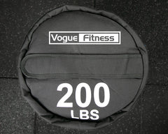 "Vogue Fitness Sandbags </br> <p style=""font-size:15px""> (New Orders Delivering Late September) </p>"