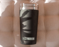 Vogue Fitness Reusable Coffee Mug