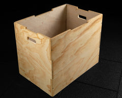"Wooden Jump Box  </br> <p style=""font-size:15px""> (New Orders Delivering Late August) </p>"