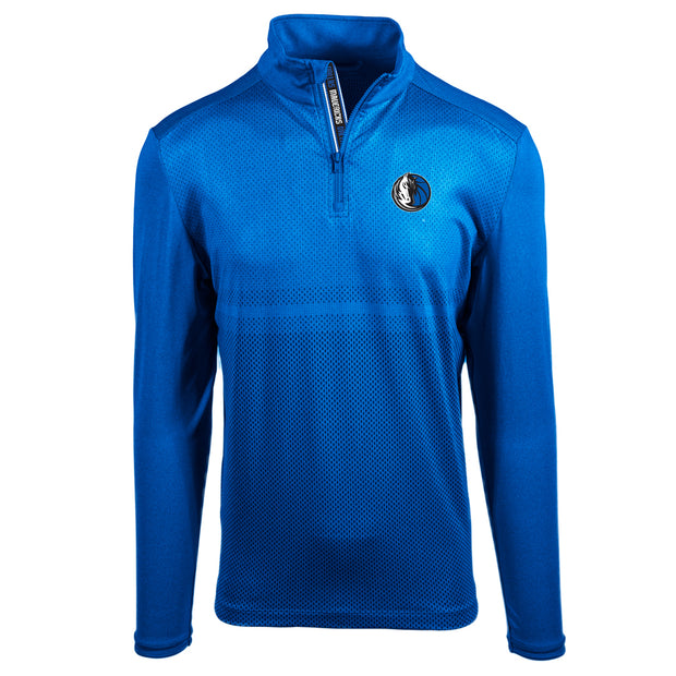 DALLAS MAVERICKS LEVELWEAR PREVAIL QUARTER ZIP