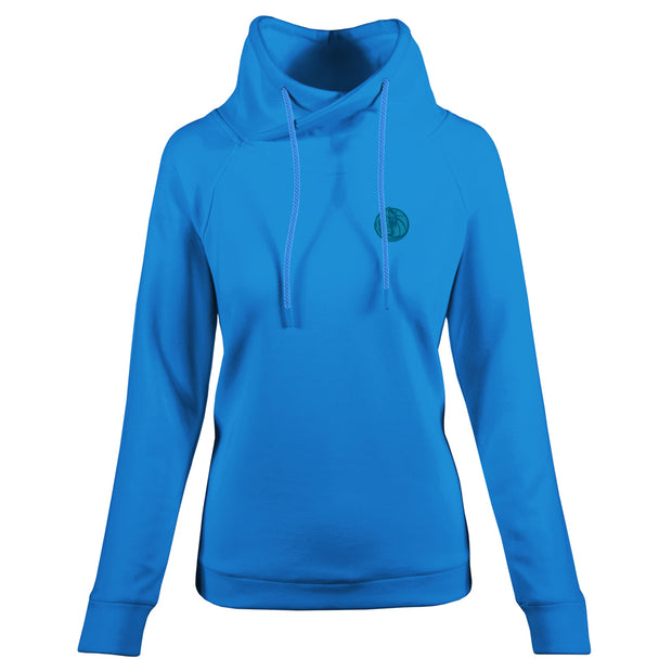 DALLAS MAVERICKS LEVELWEAR WOMEN'S CRAZE HOODIE