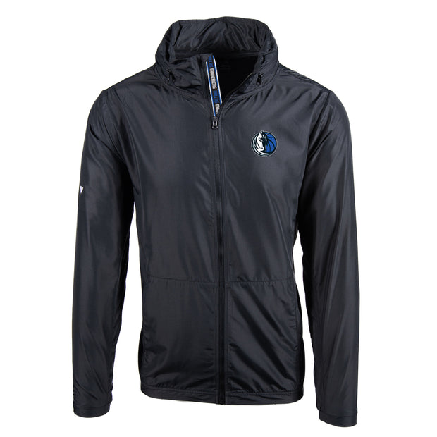 DALLAS MAVERICKS LEVELWEAR BEDLAM PACKABLE ZIP JACKET