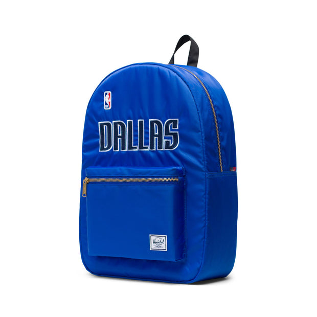 DALLAS MAVERICKS HERSCHEL SUPPLY CO. ROYAL SATIN BACKPACK