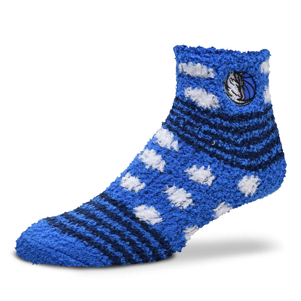 DALLAS MAVERICKS DOT SLEEP SOFT SOCK