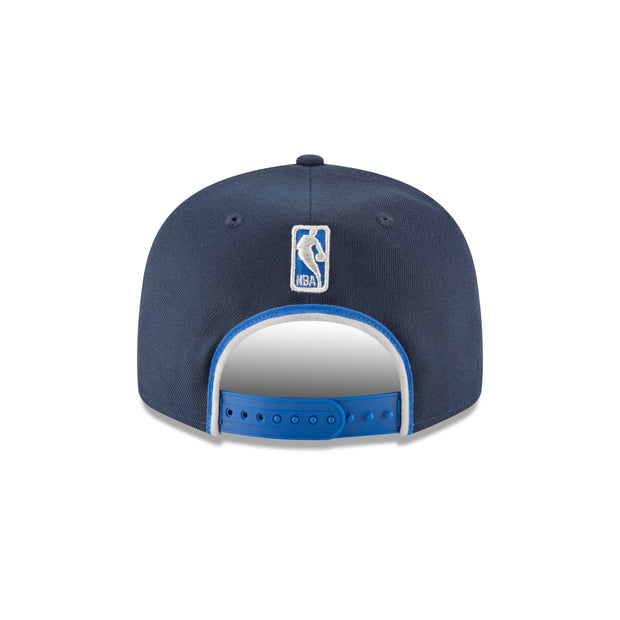 DALLAS MAVERICKS NEW ERA 9FIFTY SKYLINE SNAP CAP