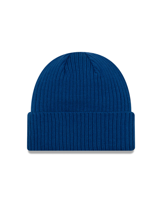 DALLAS MAVERICKS NEW ERA CORE ROYAL KNIT HAT