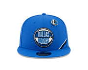 DALLAS MAVERICKS 2019 NEW ERA 950 DRAFT SNAP CAP
