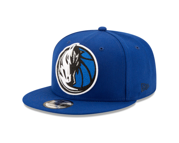 DALLAS MAVERICKS NEW ERA 950 THREADS SNAPBACK CAP