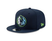 DALLAS MAVERICKS NEW ERA YOUTH CITY EDITION 19-20 9FIFTY NAVY CAP