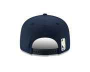 DALLAS MAVERICKS NEW ERA CITY EDITION 19-20 9FIFTY NAVY SNAPBACK CAP