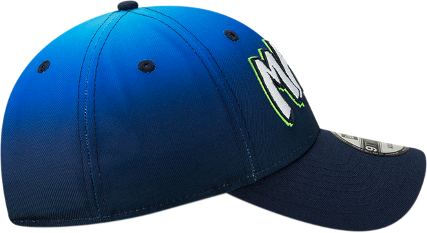 DALLAS MAVERICKS NEW ERA CITY EDITION 19-20 9TWENTY BLUE/GREEN CAP