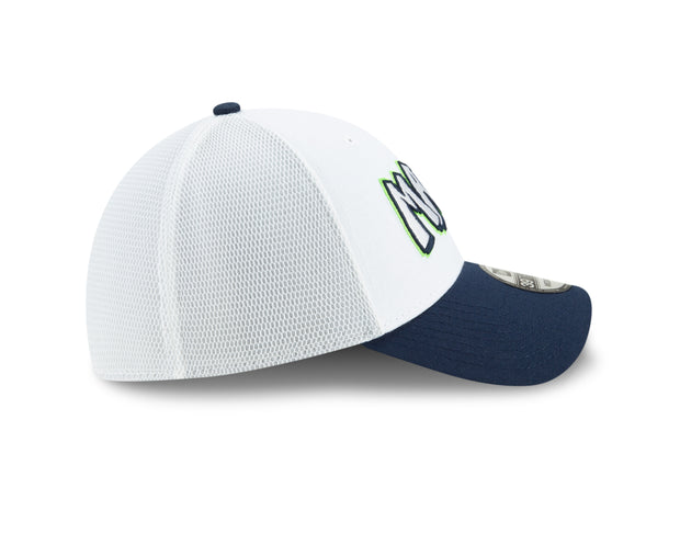 DALLAS MAVERICKS NEW ERA CITY EDITION 19-20 39FIFTY WHITE CAP