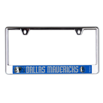DALLAS MAVERICKS HH LICENSE PLATE FRAME