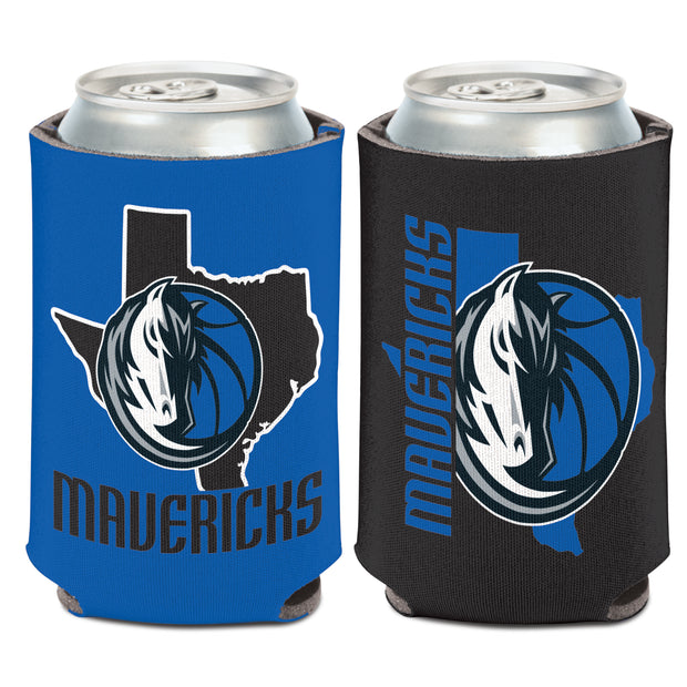 DALLAS MAVERICKS TEXAS CAN KOOZIE