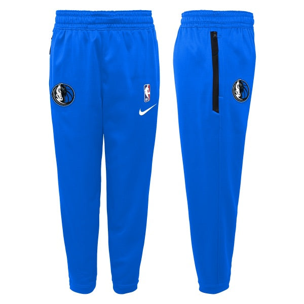 DALLAS MAVERICKS NIKE ON COURT YOUTH SPOTLIGHT PANTS