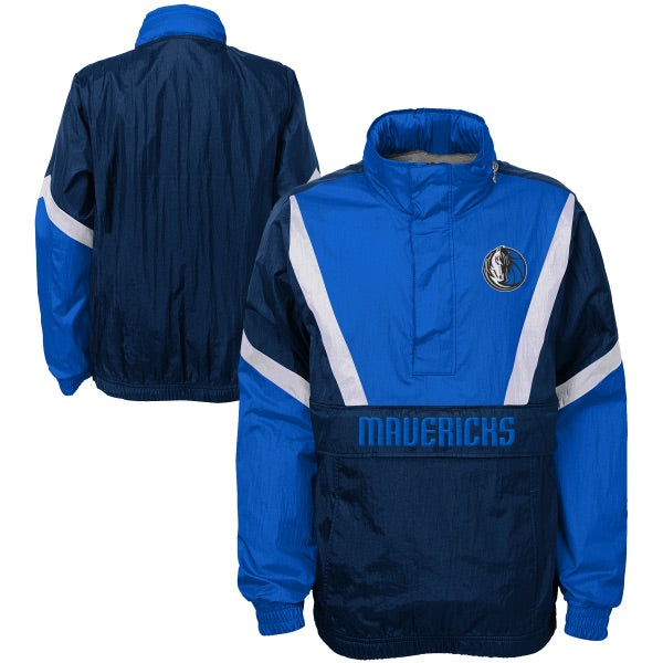 DALLAS MAVERICKS YOUTH WIND BREAKER JACKET