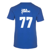 DALLAS MAVERICKS LD7 DONČIĆ 77 ROYAL TEE