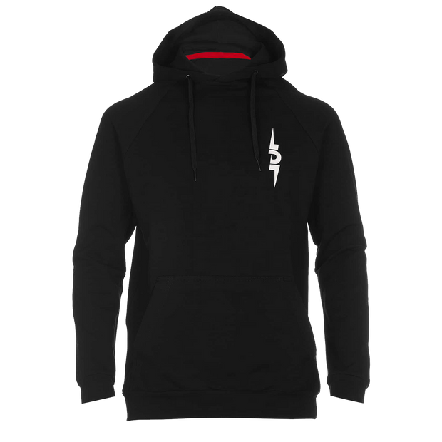 DALLAS MAVERICKS LD7 DONČIĆ MINI LOGO BLACK HOODIE
