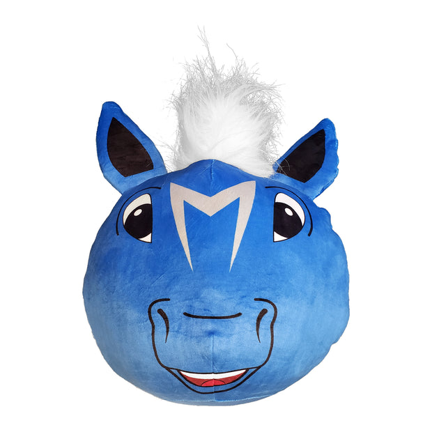 DALLAS MAVERICKS CHAMP MASCOT CLOUD PILLOW
