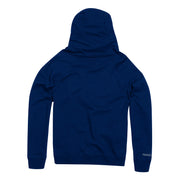 DALLAS MAVERICKS MITCHELL & NESS WOMENS HWC FUNNEL NECK FLEECE HOODIE
