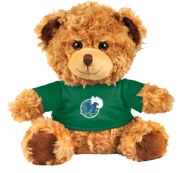 DALLAS MAVERICKS FOREVER COLLECTIBLES 10'' HWC SHIRT BEAR
