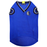DALLAS MAVERICKS HORSE HEAD ROYAL PET JERSEY