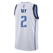 DALLAS MAVERICKS TYLER BEY NIKE ASSOCIATION SWINGMAN JERSEY