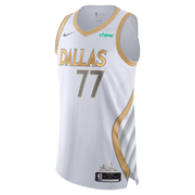 DALLAS MAVERICKS LUKA DONČIĆ CITY EDITION 20-21 AUTHENTIC JERSEY
