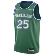 DALLAS MAVERICKS NIKE WES IWUNDU 20-21 HARDWOOD CLASSIC SWINGMAN JERSEY