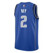 DALLAS MAVERICKS TYLER BEY ICON SWINGMAN JERSEY
