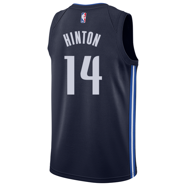 DALLAS MAVERICKS NATE HINTON 20-21 STATEMENT SWINGMAN JORDAN BRAND JERSEY