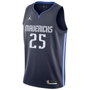 DALLAS MAVERICKS WES IWUNDU 20-21 STATEMENT SWINGMAN JORDAN BRAND JERSEY