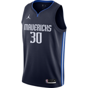 DALLAS MAVERICKS SETH CURRY 20-21 STATEMENT SWINGMAN JORDAN BRAND JERSEY