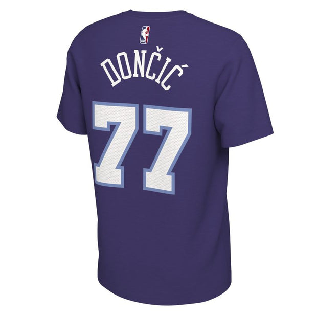 DALLAS MAVERICKS LUKA DONCIC ALL-STAR 2020 RISING STAR WORLD PLAYER TEE