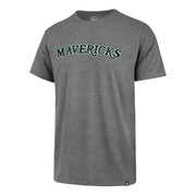 DALLAS MAVERICKS 47 BRAND HWC THROWBACK TEE
