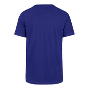 DALLAS MAVERICKS 47 BRAND SUPER RIVAL ROYAL TEE