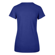 DALLAS MAVERICKS 47BRAND WOMENS SPARKLE SCOOP TEE